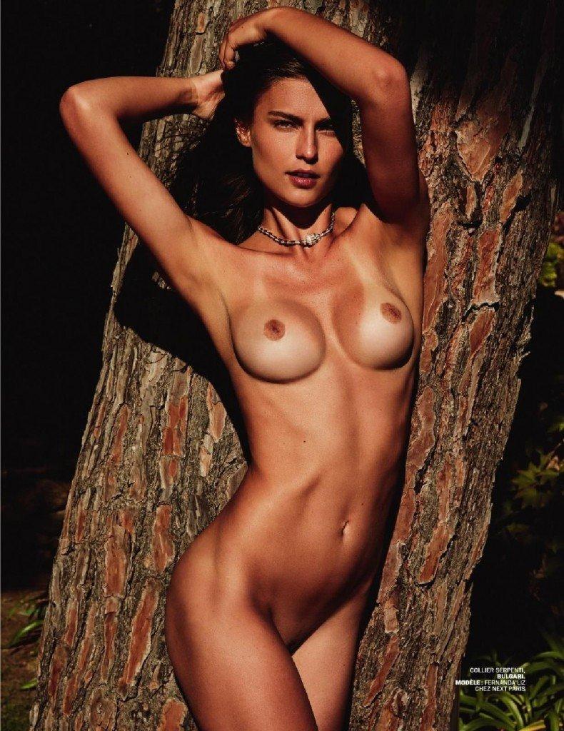 Fernanda Liz Nude 1