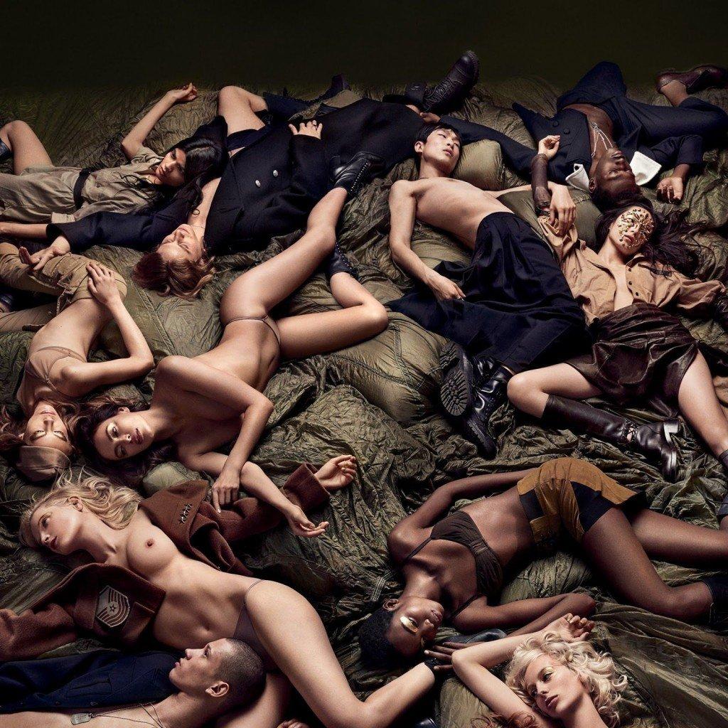 Irina Shayk Topless (3 New Photos)