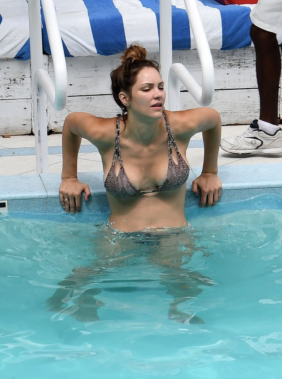 Martine mccutcheon tits