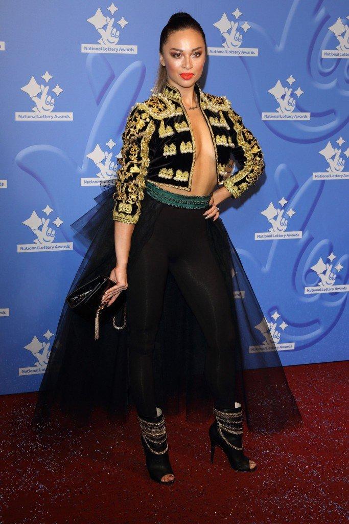 Katya Jones Braless (14 Photos)