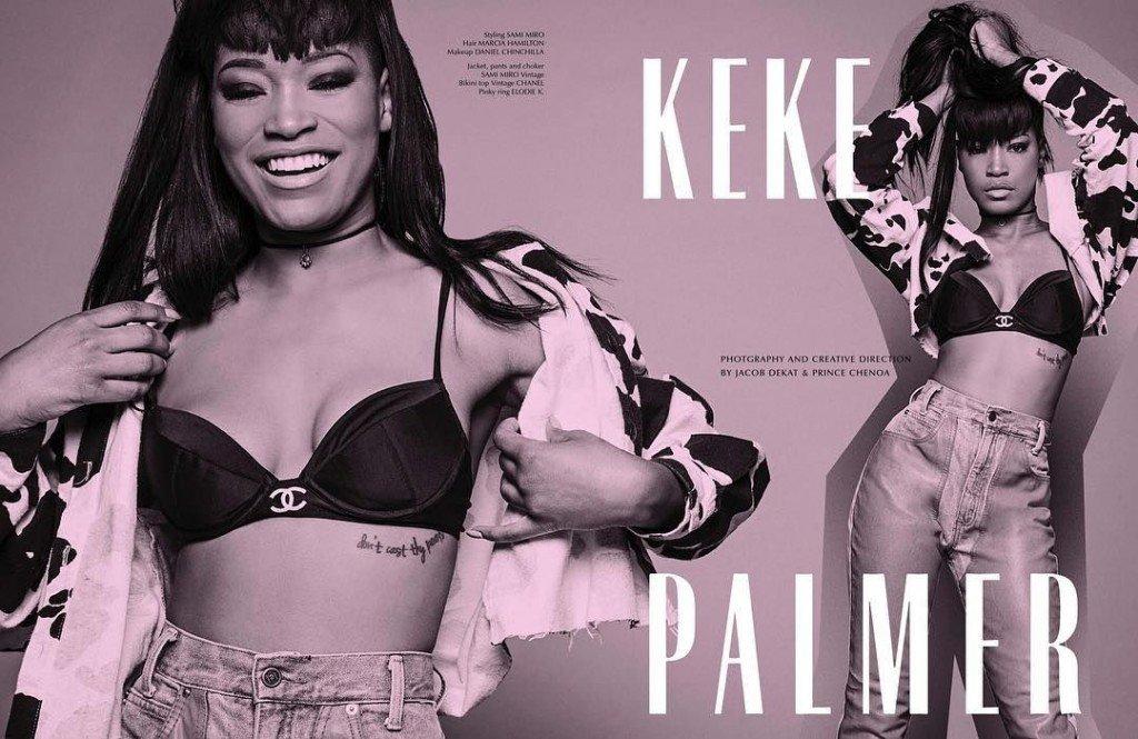 Keke Palmer Sexy 4