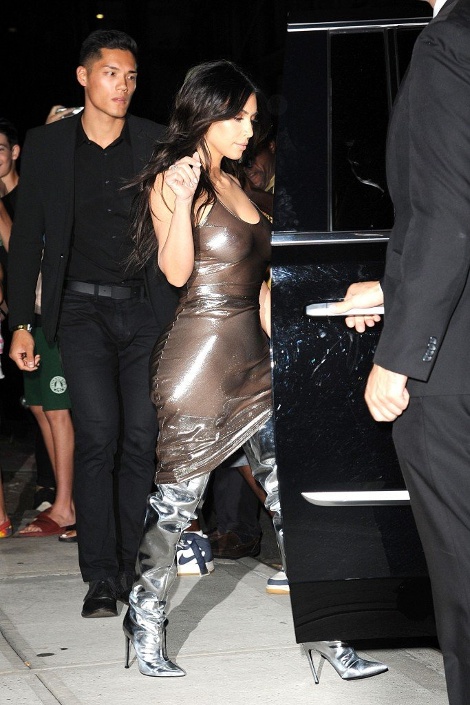 Kim Kardashian See Through (104 Photos)