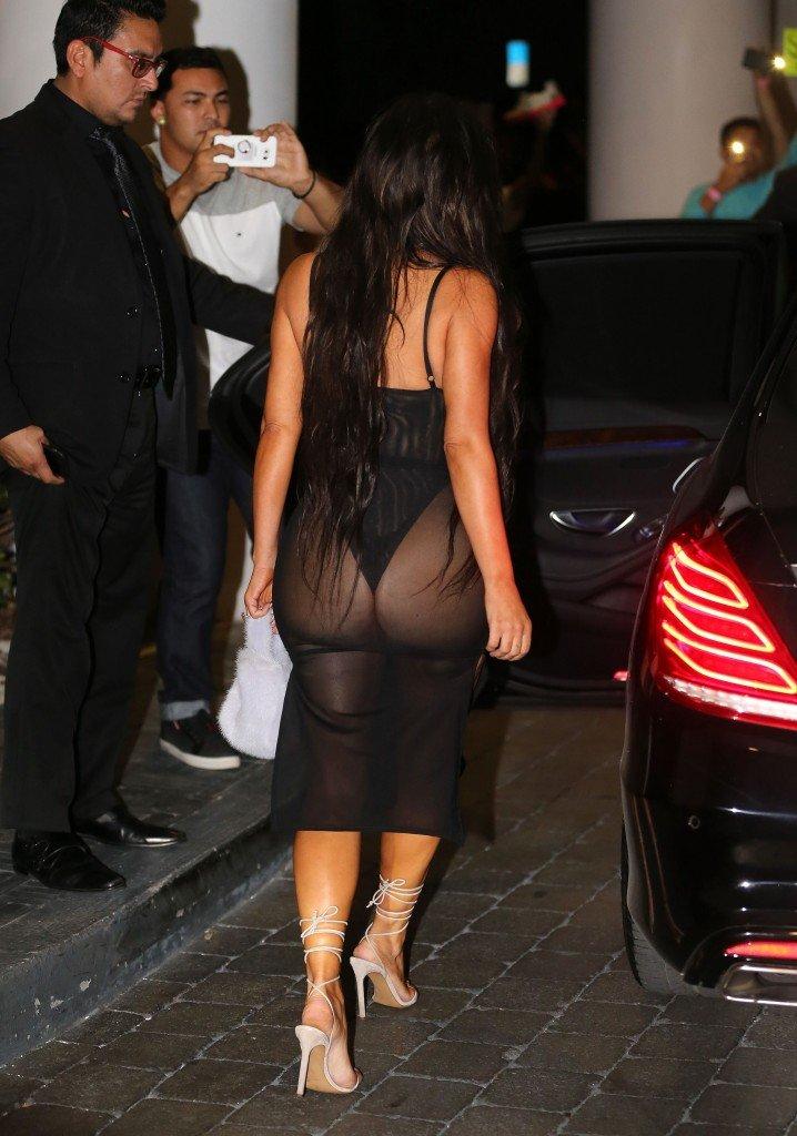 Kim Kardashian's Changing Body