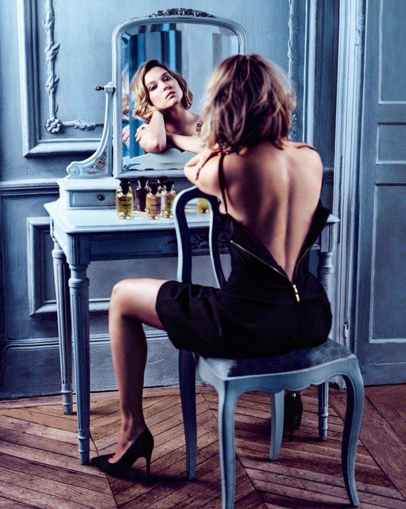 Lea Seydoux Sexy (4 Photos)