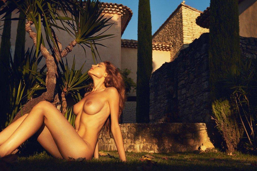 Maja Krag Nude 1