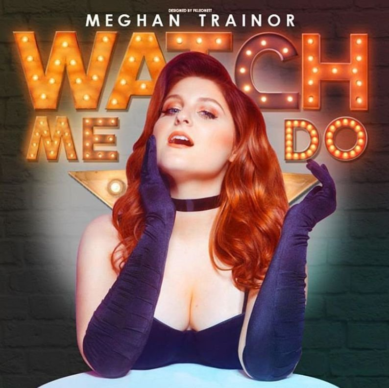 Trainor porno meghan