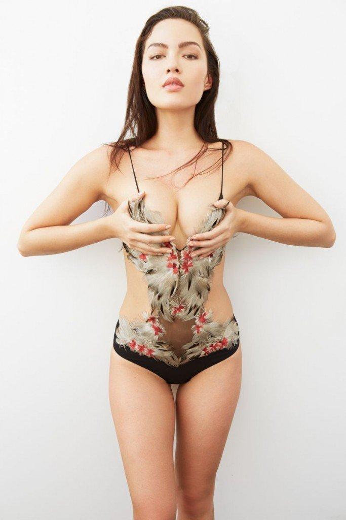 Mia Kang Nude Sexy 1