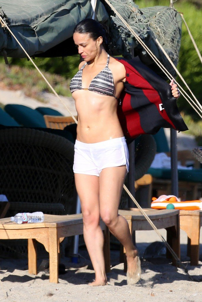 Michelle Rodriguez Sexy 7