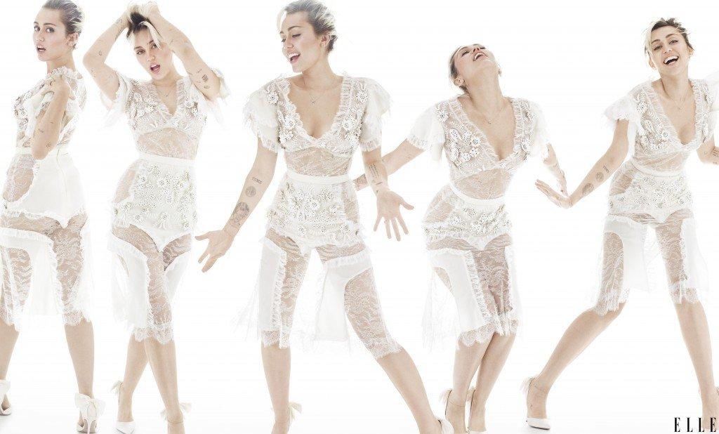 Miley Cyrus See Through (1 Photo)