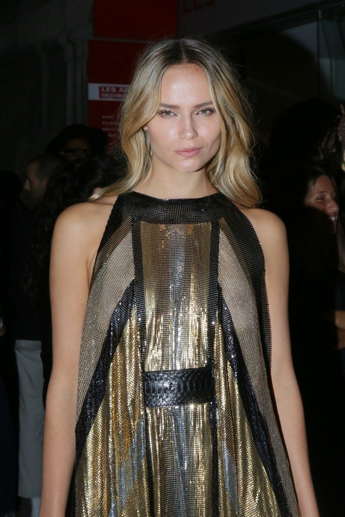 Natasha Poly See Through 1