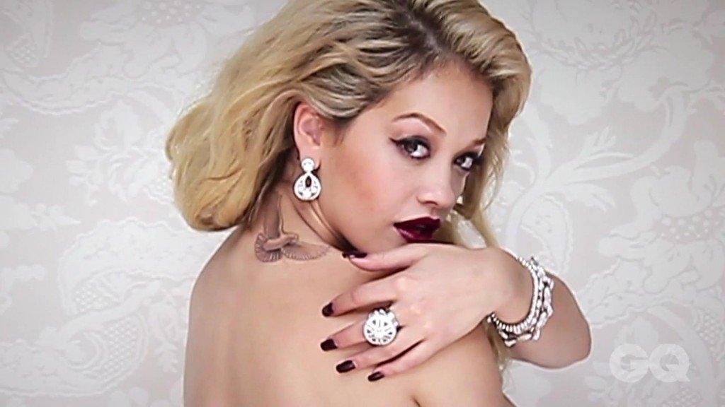 Rita Ora Sexy 13