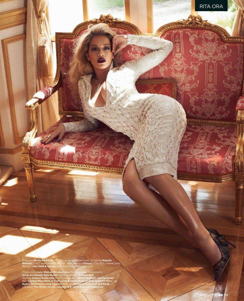 Rita Ora Sexy 8