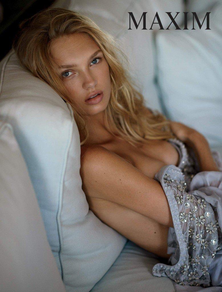 Romee Strijd Sexy & Topless (11 Photos)