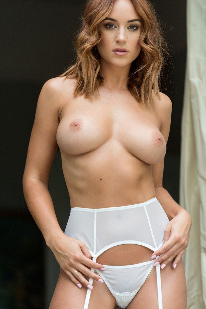 Rosie Jones Sexy and Topless (Page3 – 4 Hot Photos)