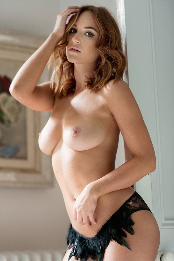 Rosie Jones Topless and Sexy 1