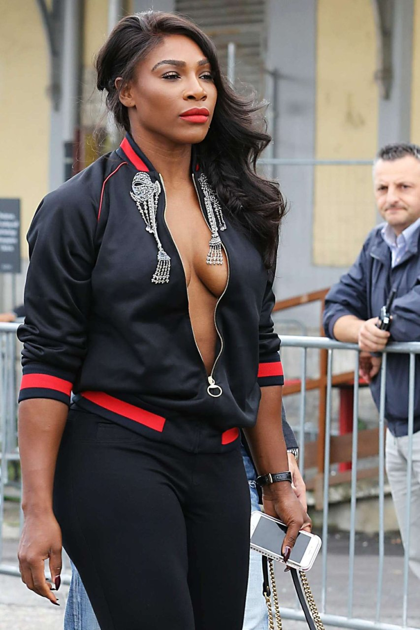 Fucking Serena Williams 111