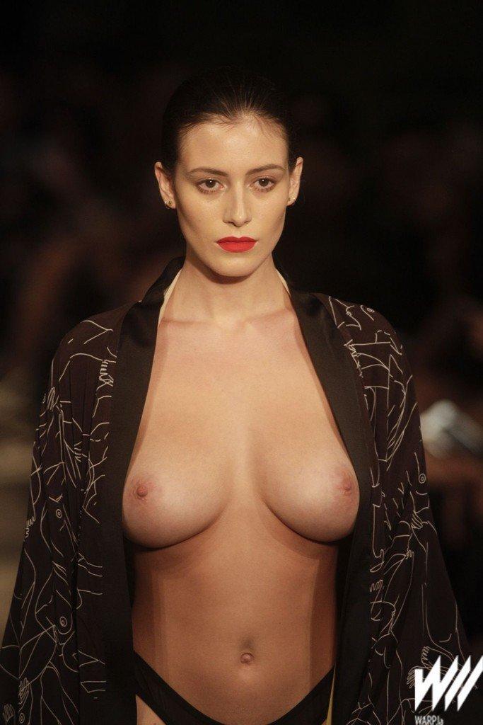 Alejandra Guilmant Topless 1