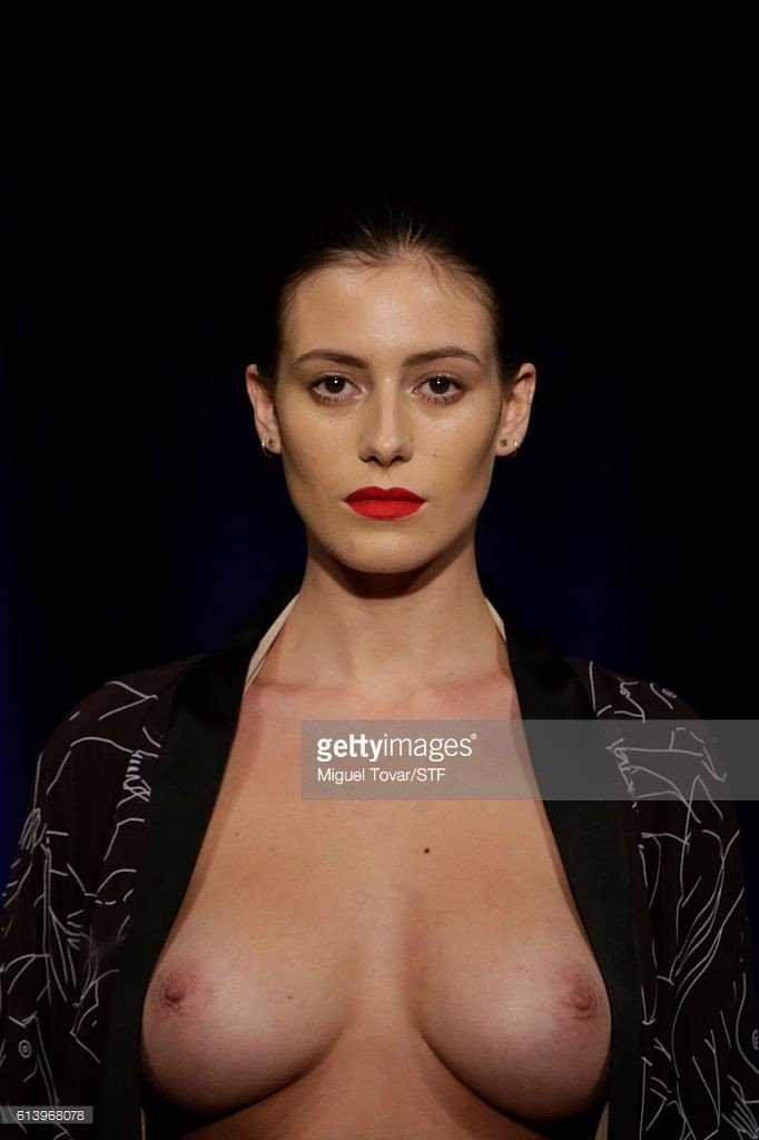 Alejandra Guilmant Topless 5