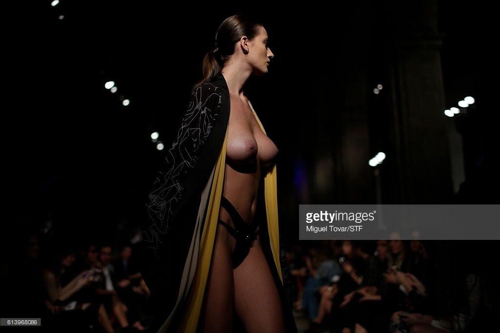 Alejandra Guilmant Topless 6
