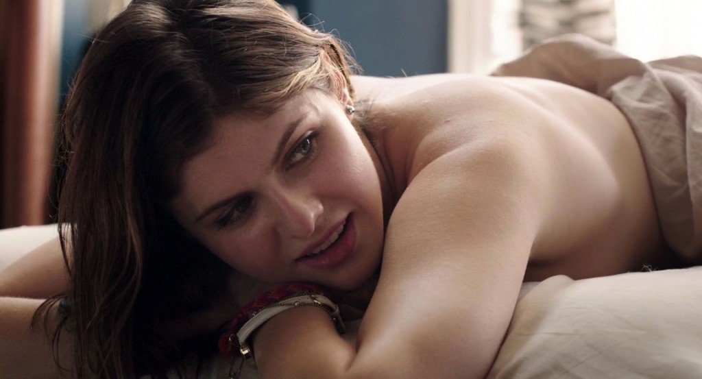 Alexandra Daddario Nude – Baked in Brooklyn (2016) HD 1080p