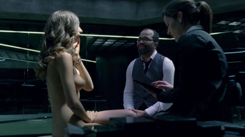 Angela Sarafyan Nude 1