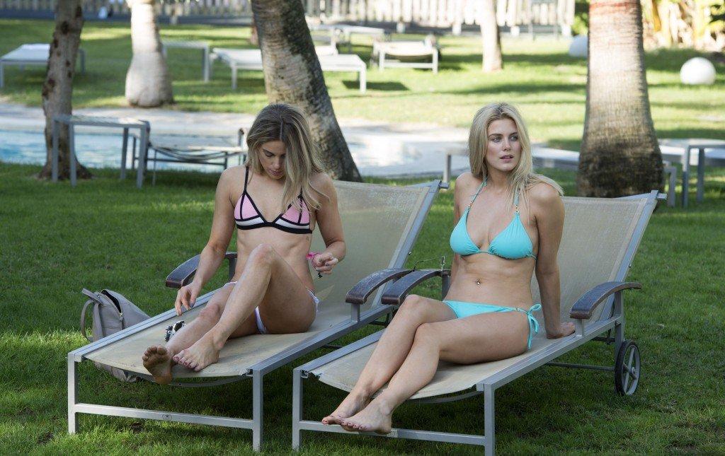 Ashley James & Olivia Cox Sexy (48 Photos)