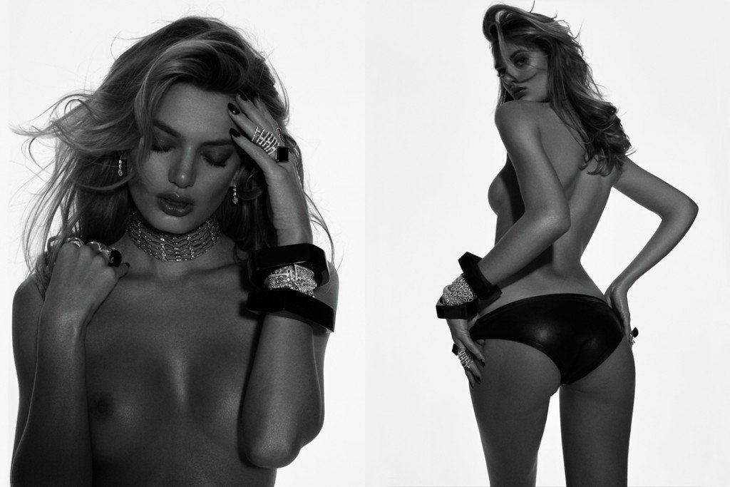 Bregje Heinen Sexy & Topless (5 Photos)
