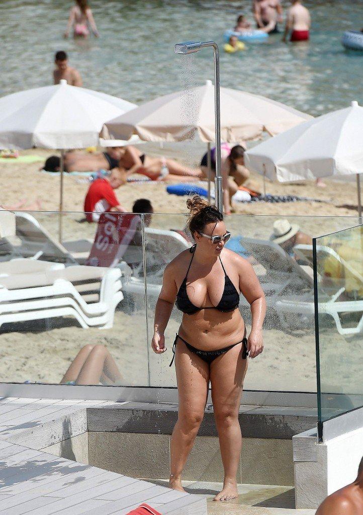 Chanelle Hayes Sexy 10