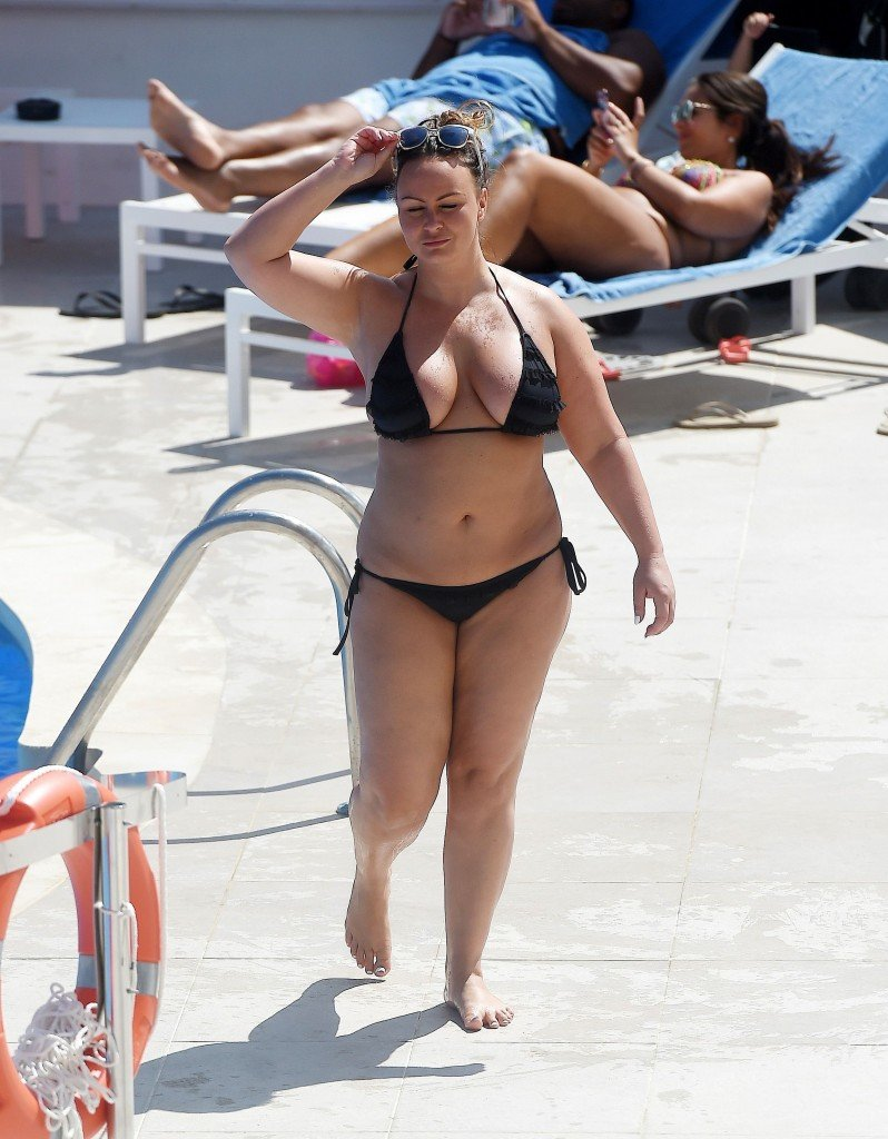 Chanelle Hayes Sexy 12