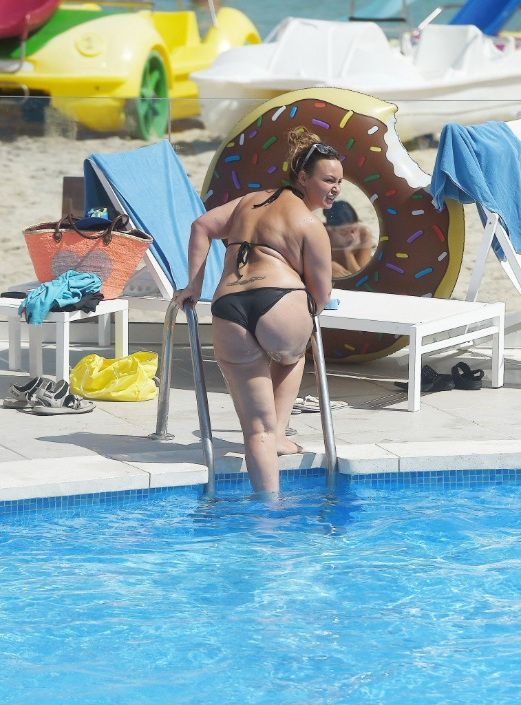 Chanelle Hayes Sexy 3