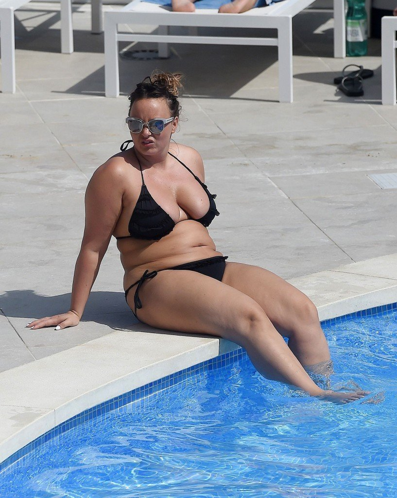 Chanelle Hayes Sexy 5