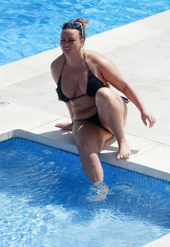 Chanelle Hayes Sexy 7