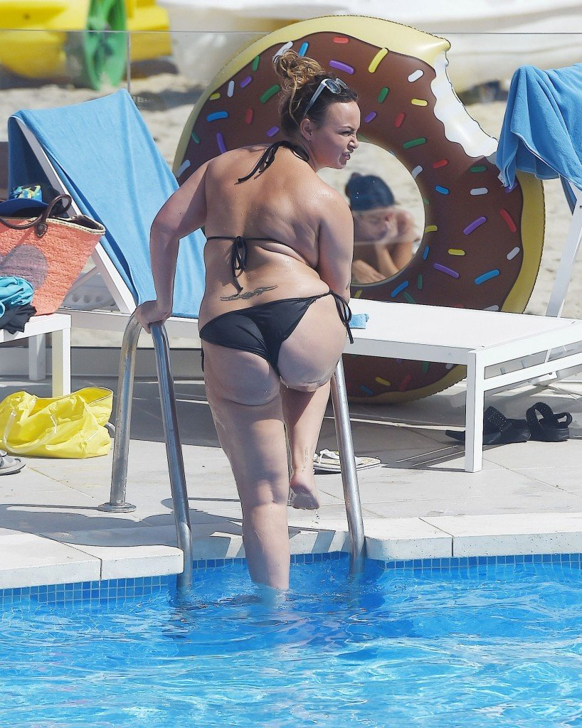 Chanelle Hayes Sexy 9