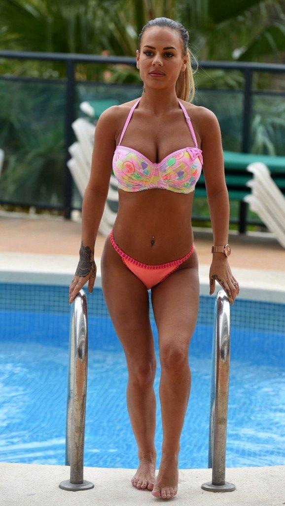 Chantelle Connelly Sexy (14 Photos)