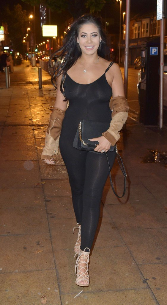 Chloe Ferry See Through 1