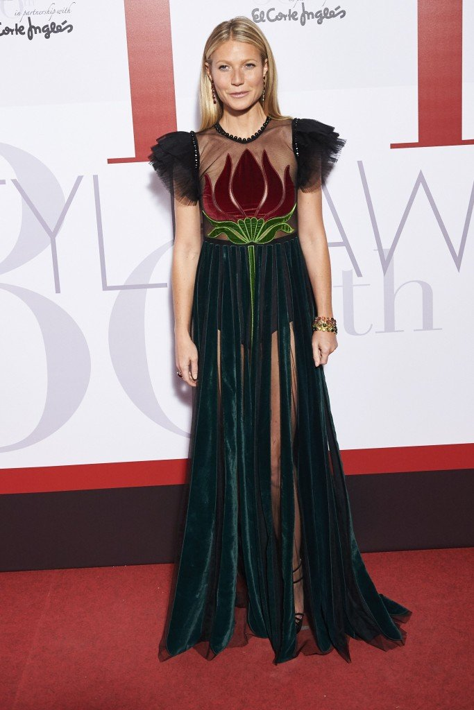 Gwyneth Paltrow See Through (4 Photos)