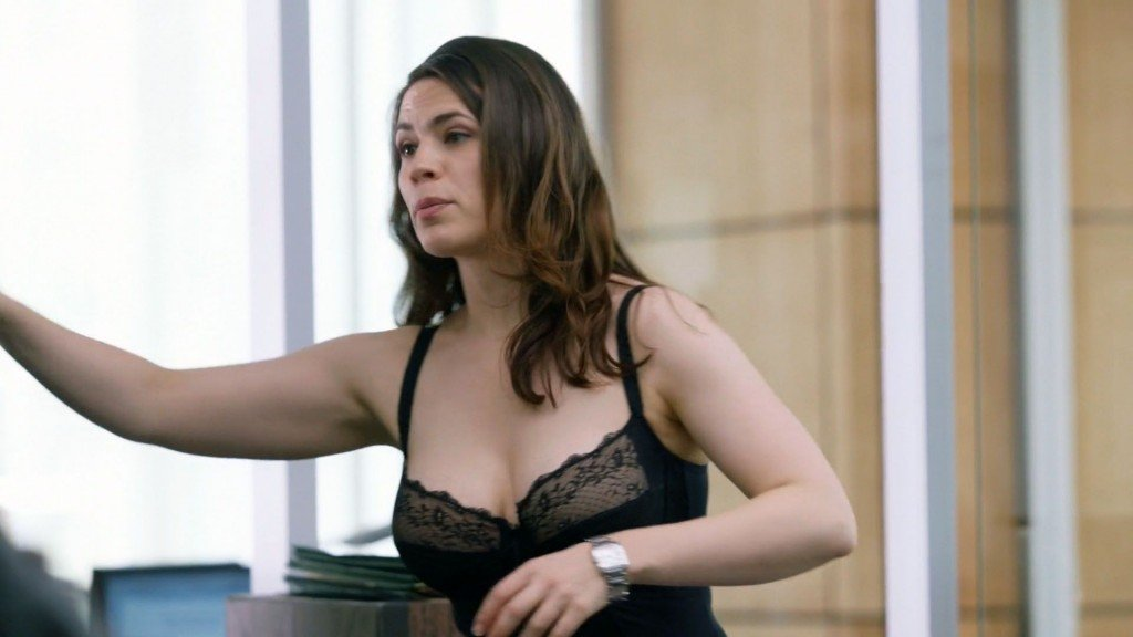 hayley atwell sexy conviction 2016 s01e01 hd 720p