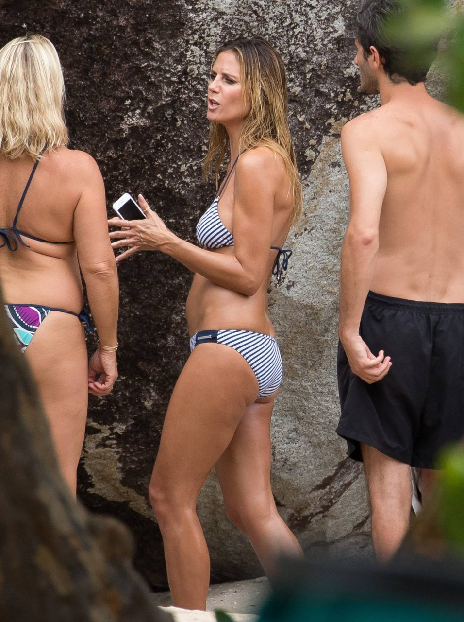 image Heidi klum sexy swimsuit throwback
