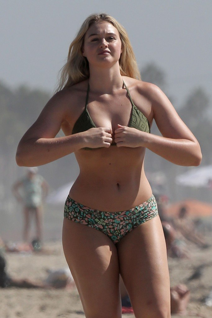 iskra lawrence swimsuit thefappening