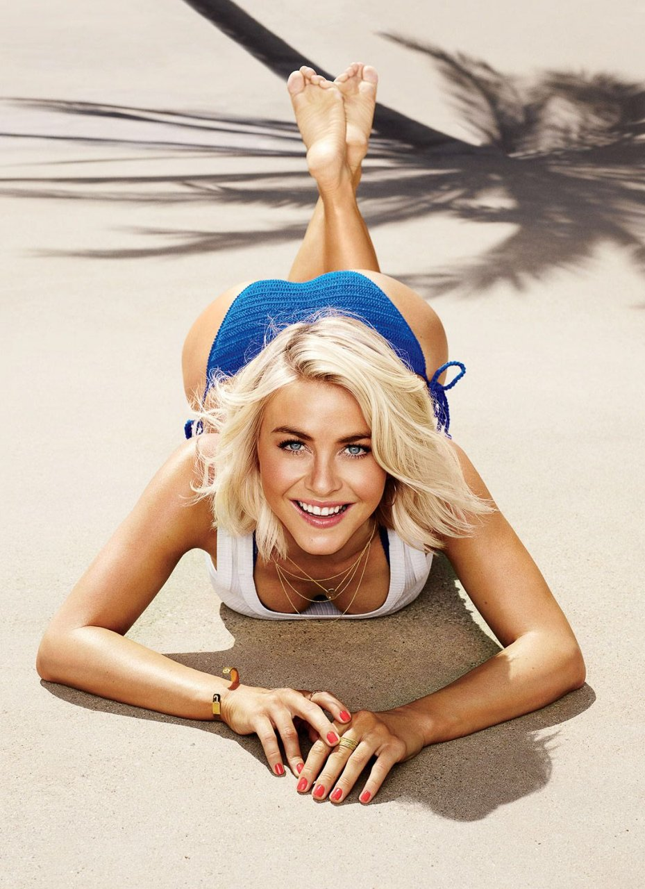 Yes opinion Julianne hough porn really