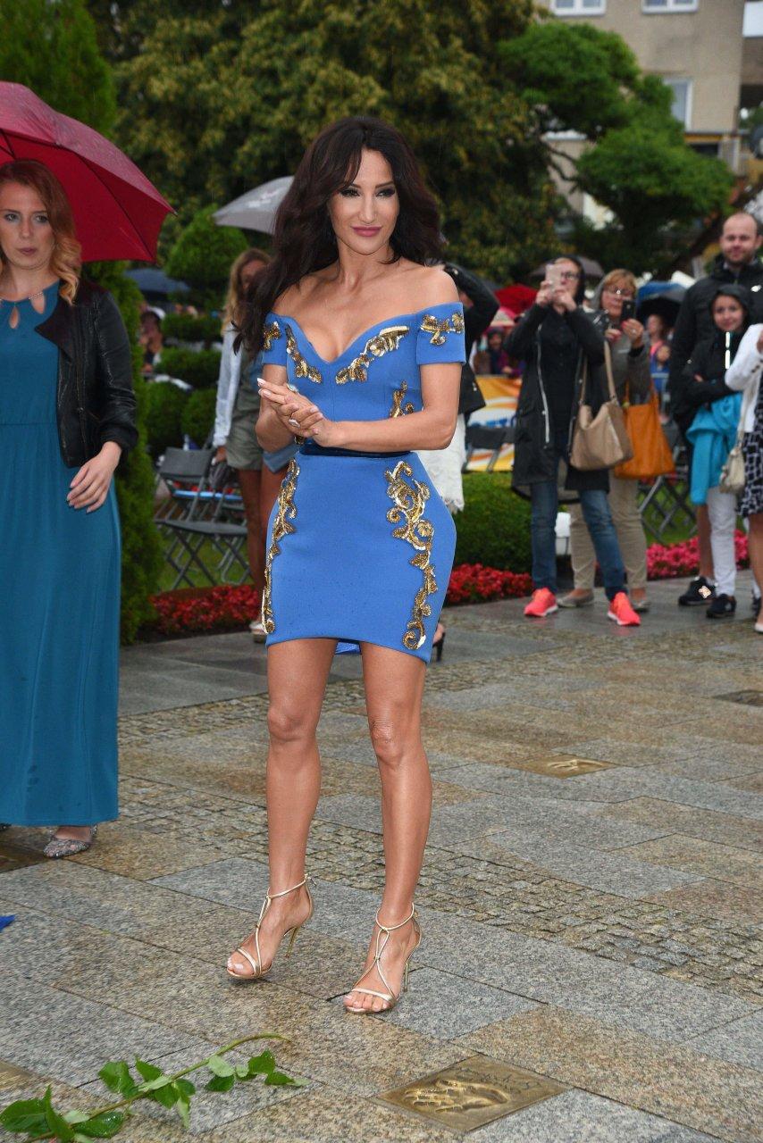 Watch Justyna Steczkowska Nude Photos and Videos video