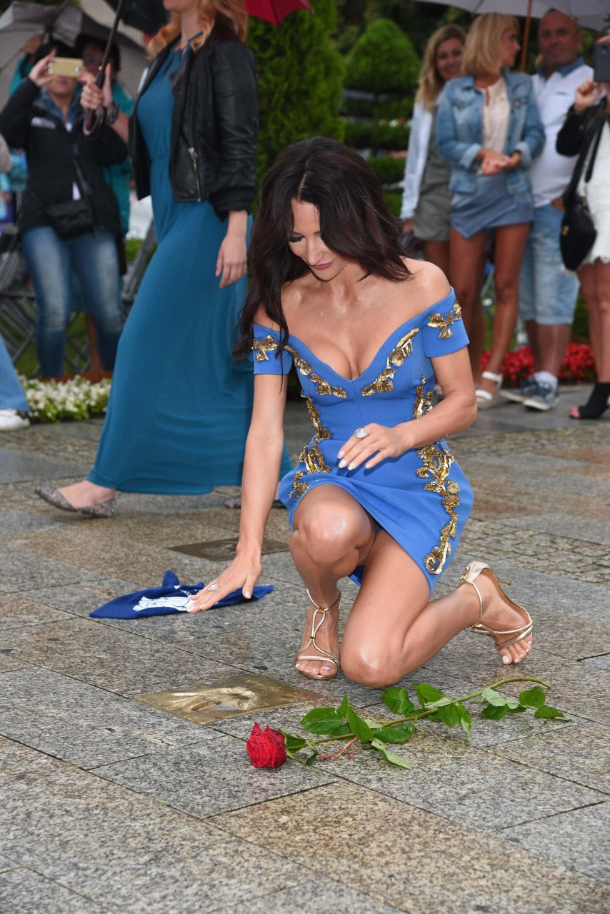Justyna Steczkowska Nude Photos and Videos new photo