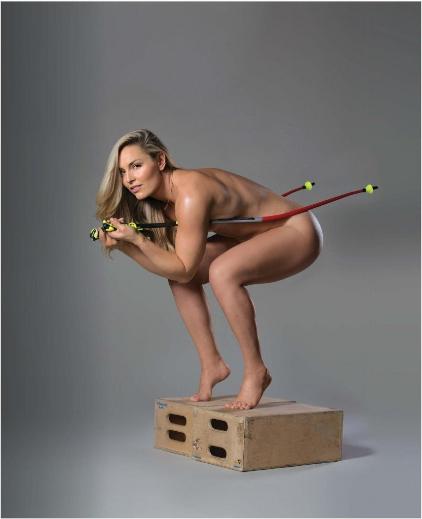 Lindsey Vonn Nude & Sexy 2
