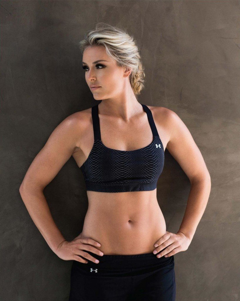Lindsey Vonn Nude & Sexy 4