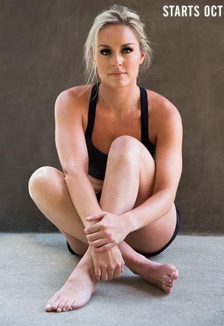 Lindsey Vonn Nude & Sexy 8