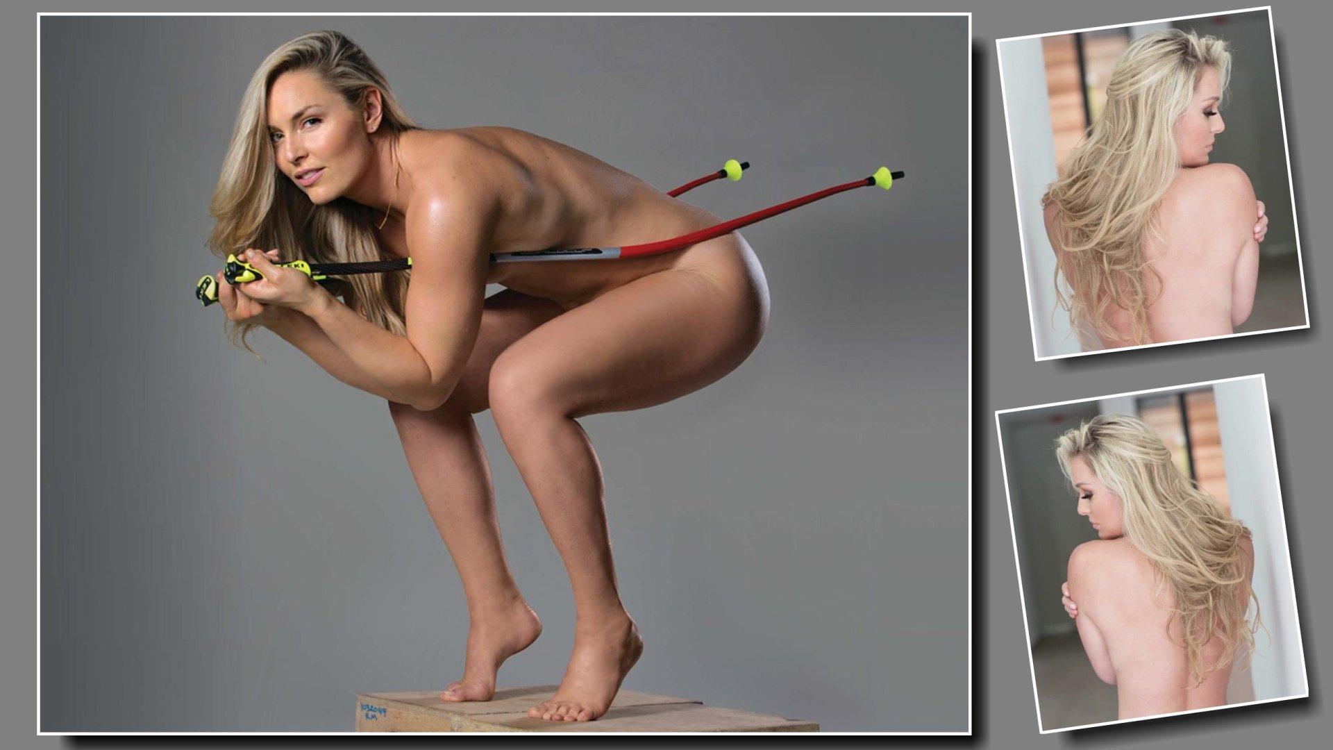 Lindsey vonn preparing for legal battle after nude photos of her, tiger woods leak online