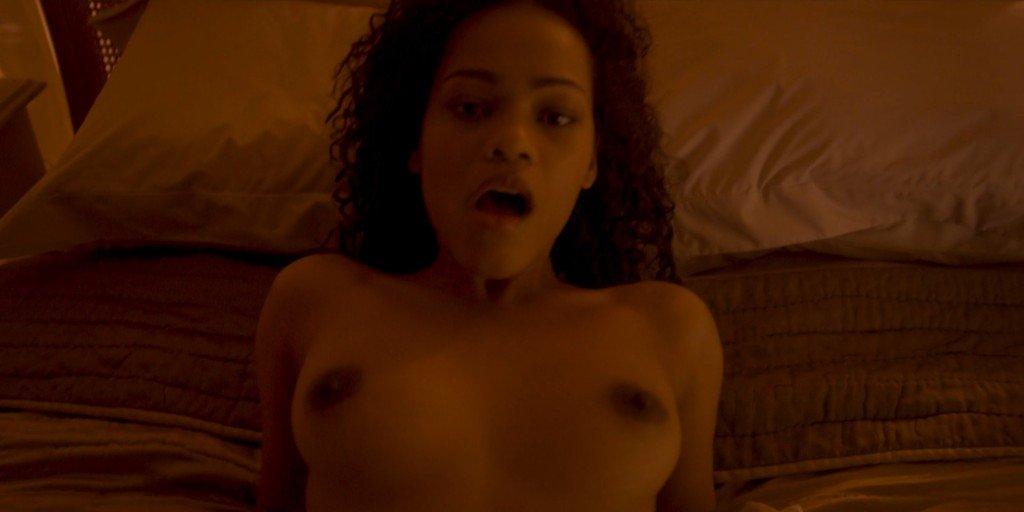 Loreece Harrison Nude – Black Mirror (2016) s03e05 – HD 1080p
