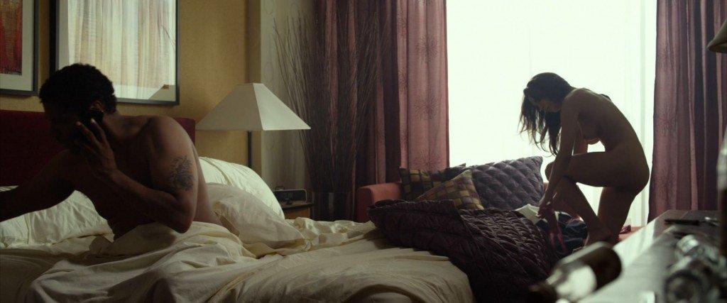Nadine Velazquez Nude – Flight (2012) HD 1080p