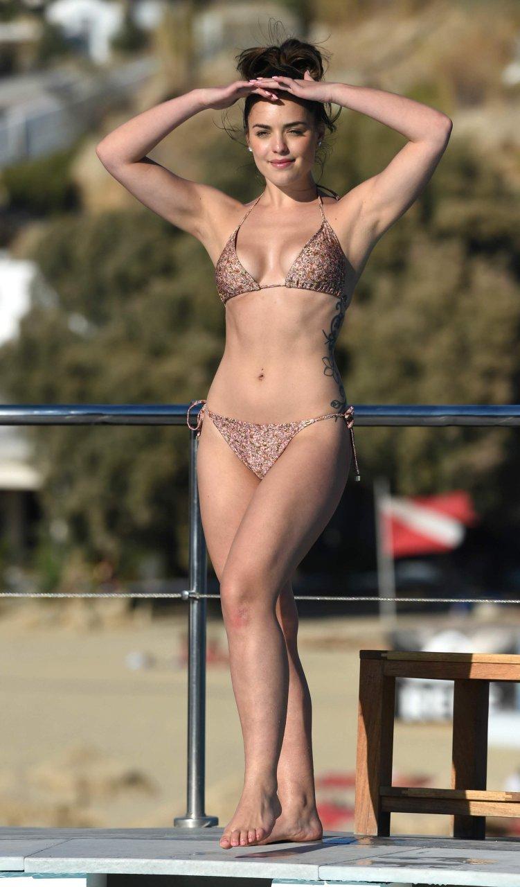 Skimpiest bikini pics