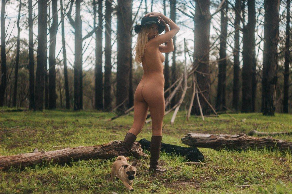 Paige Marie Evans Nude 9